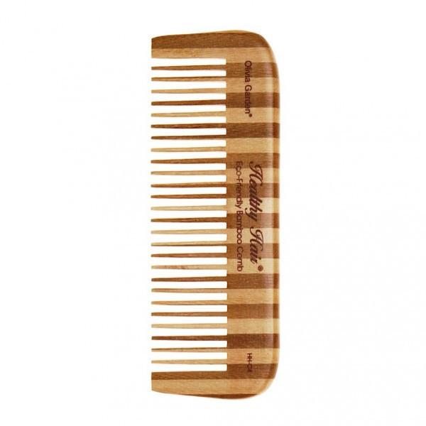 Гребінь бамбуковий Healthy Hair comb 4 OLIVIA GARDEN