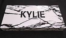 Помада в мраморной белой упаковке 12 цветов Kylie, фото 3