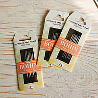 Вишивальні голки Bohin Tapestry Needles №24