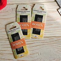 Вишивальні голки Bohin Tapestry Needles №26