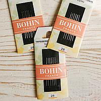 Вишивальні голки Bohin Tapestry Needles №28