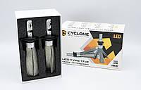 Комплект светодиодных ламп головного света Cyclone 17v2 /H4 светодиодная фара основного света