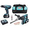 Набір інструментів Makita DLX2137M