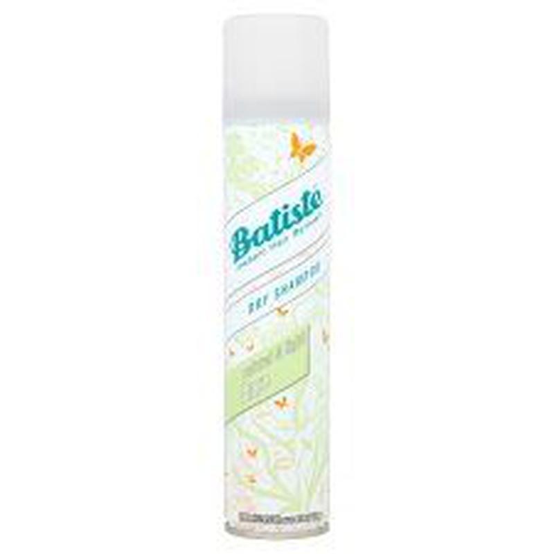 Сухий шампунь для волосся Batiste Bare для всіх типів волосся 200 мл