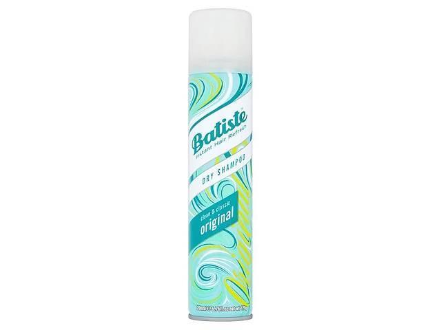 Сухий шампунь для волосся Batiste Original для всіх типів волосся 200 мл