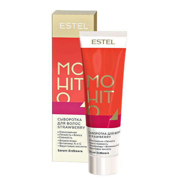 Сироватка для волосся Полуниця Estel Mohito 60 мл