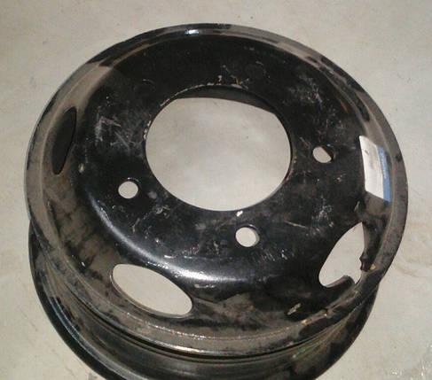 Диск колесный 5 отверстий FOTON 1049 (Фото 1049 V=2.8), фото 2