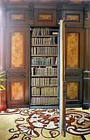 Люк - дверь для скрытия книжных шкафов и полок (под заказ)