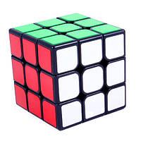 Кубик Рубика YJ GuanLong V3 3x3 Black - Кубик Рубика 3х3, фото 1