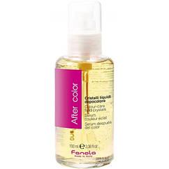 Флюїд для фарбованого волосся Fanola After Colour 100 мл