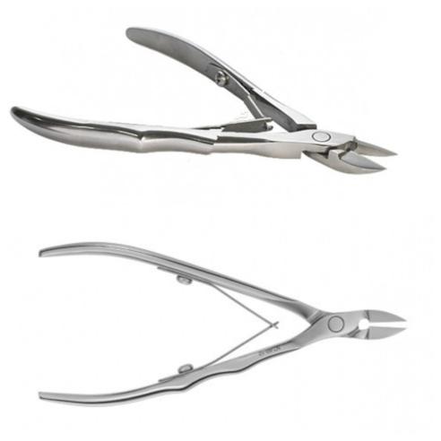 NE-60-12 (К-18) Кусачки професійні для нігтів 12 мм