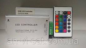 Контроллер RGB OEM 12А-IR-24 кнопки