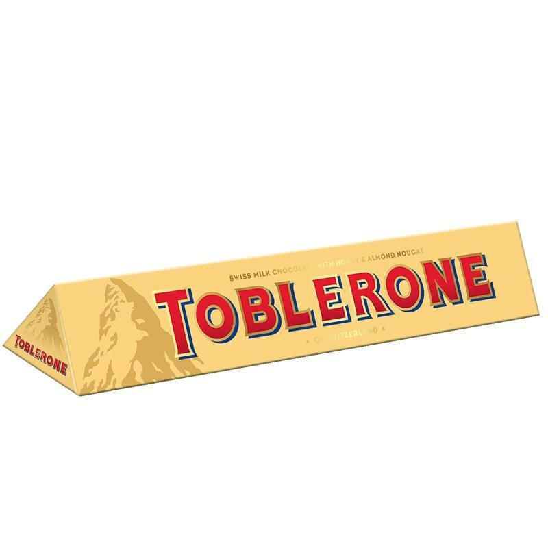 Toblerone Milk Chocolate, 360 g