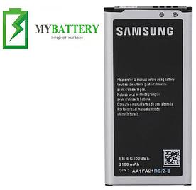 Оригинальный аккумулятор АКБ батарея Samsung G800 Galaxy S5 mini/ BE-BG800BBE 2100 mAh 3.85 V