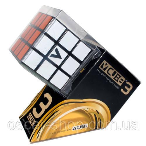 Кубик Рубика V-CUBE 3х3 Black - Кубик Рубика 3х3