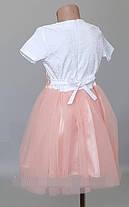 Шикарне плаття для дівчинки, фото 3