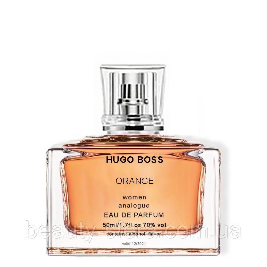 Hugo Boss Boss Orange 50ml Analog продажа цена в днепре
