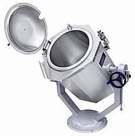 Котел пищеварочный Abat КПЭМ-60-ОР (60 л, ручное опрокидывание)