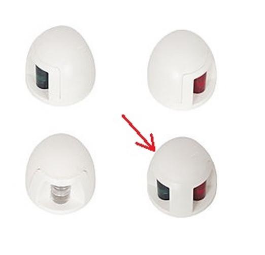 Навигационный огонь LED красный-зеленый 00085-LD