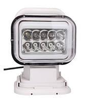 Поисковый прожектор-фара на лодку LED523