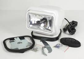 Поисковый прожектор-фара на лодку LS519 белый