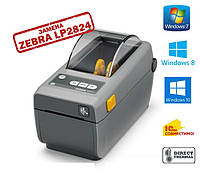 Принтер термоэтикеток Zebra ZD410