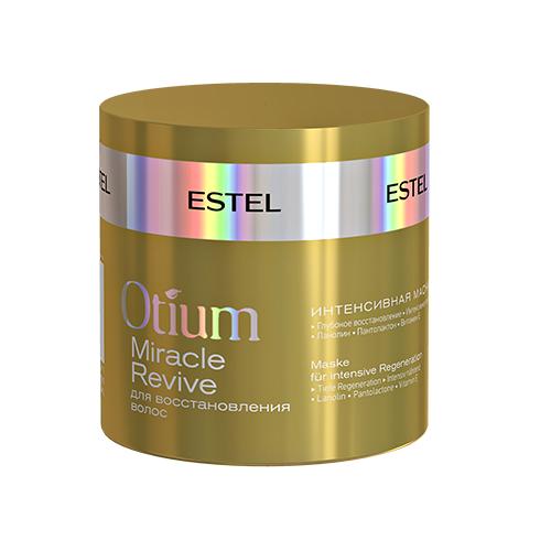Інтенсивна маска для відновлення волосся ESTEL Otium Miracle Revive 300 мл