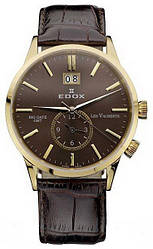 Мужские часы Edox 62003 37R  BRIR