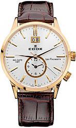 Мужские часы Edox 62003 37R AIR