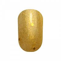 Гель-лак №190 (насичений золотистий з великими блискітками) 10 мл Tertio