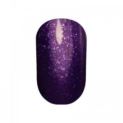 Гель-лак №176 (фіолетовий з блискітками) 10 мл Tertio