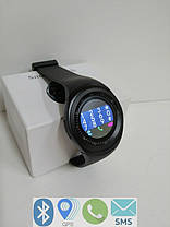 Часы смарт Smart Watch Smart Y1 Bluetooth v 3.0/280 мАч/металл, фото 3
