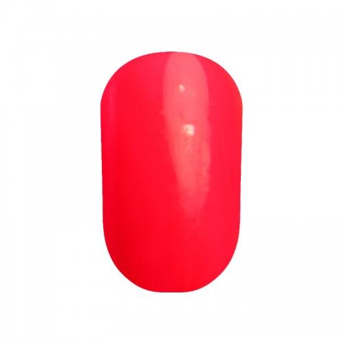 Гель-лак №116 (червоно-рожевий неоновий) 10 мл Tertio