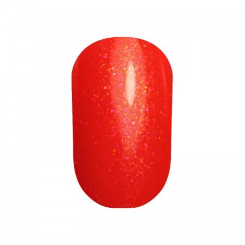 Гель-лак №088 (червоний з рожевим мікроблеском) 10 мл Tertio