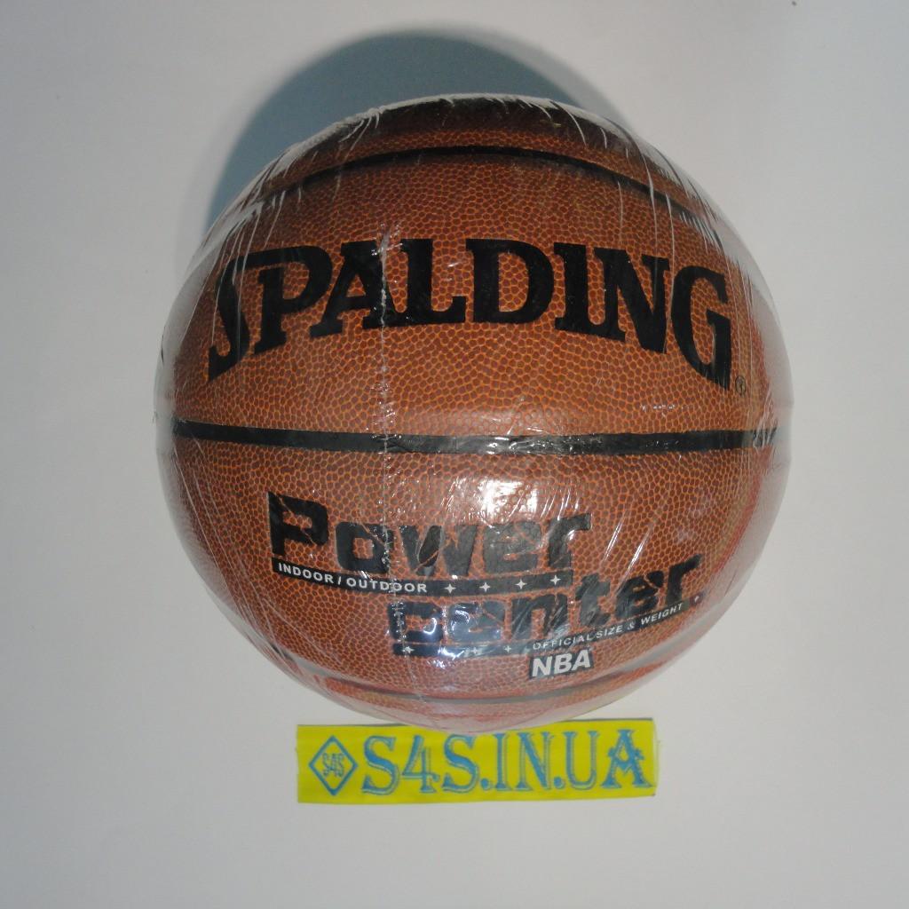 М'яч баскетбольний Spalding NBA POWER CENTER