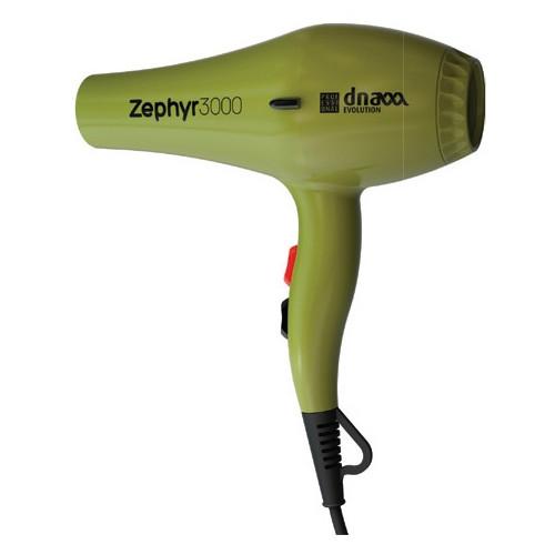 Фен Dna  Zephyr 1800/2000 W зелений