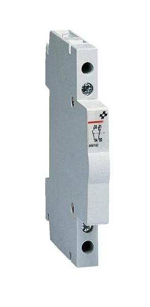 Дополнительный контакт General Electric CTX 0611 6А, 666162