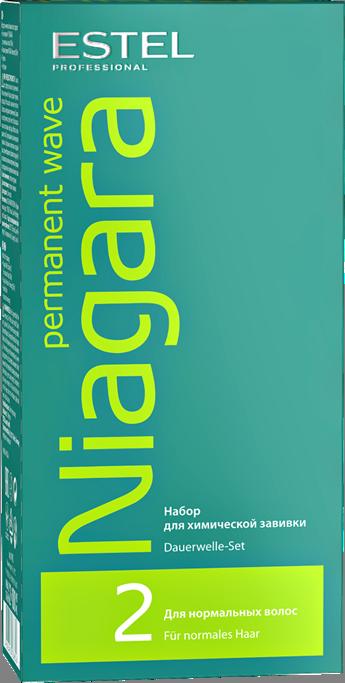 Набір для хімічної завивки Estel Niagara для нормального волосся