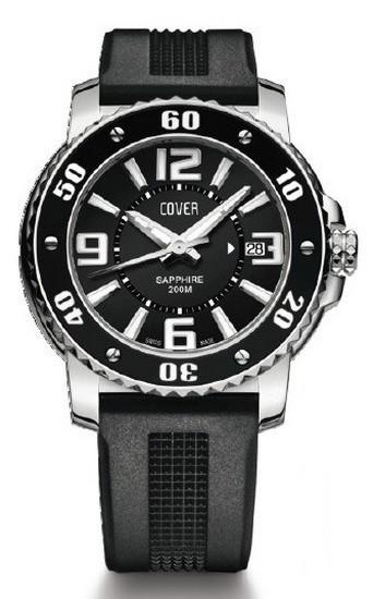 Мужские часы Cover Co145.ST1RUB