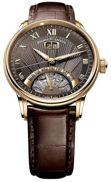 Мужские часы Maurice Lacroix MP6358-PG101-71E