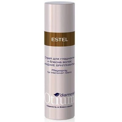 """Спрей для гладкості і блиску волосся """"Рідкі діаманти"""" ESTEL Otium Diamond, 100 мл"""