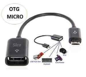 Адаптер OTG MICRO SAMSUNG