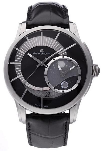 Мужские часы Maurice Lacroix PT6108-TT031-391