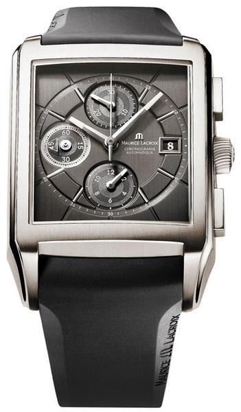 Мужские часы Maurice Lacroix PT6197-TT003-331