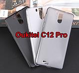 Силиконовый чехол для Oukitel С12 / C12 Pro + стекло /, фото 2