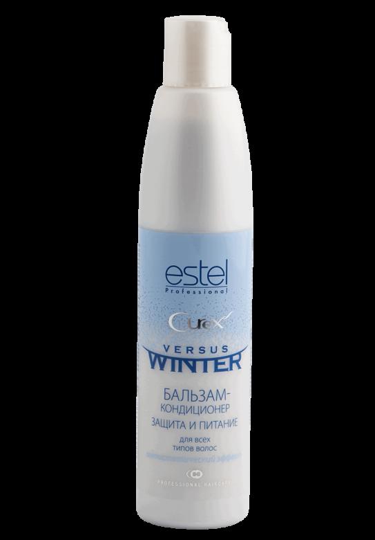 Бальзам Estel Curex Versus Winter для волосся захист та живлення, 250 м