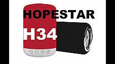 Портативная колонка Hopestar H34 , фото 3