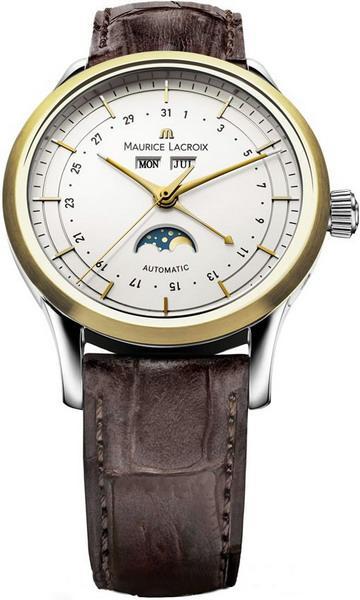 Мужские часы Maurice Lacroix LC6068-YS101-13E