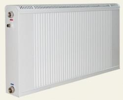 Радиатор медно-алюминиевый Термия РБ 390/1650 боковое подключение  , фото 1