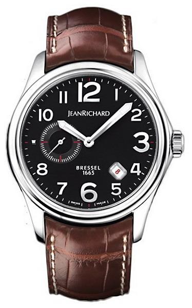 Мужские часы JeanRichard 61112-11-61A-AAED